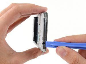 راهنمای تصویری تعمیر مونتاژ صفحه نمایش (بدون قاب) Samsung Galaxy S4