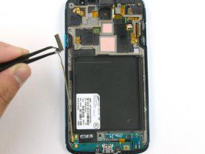 آموزش مرحله به مرحله تعمیر مونتاژ صفحه نمایش Samsung Galaxy S4 Active