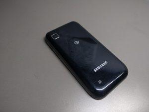 تعویض باتری Samsung Galaxy S
