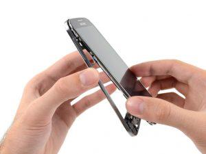 راهنمای تصویری تعمیر مونتاژ صفحه نمایش Samsung Galaxy S4