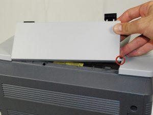 آموزش تصویری تعویض دکمه پاور پرینتر Samsung ML2510