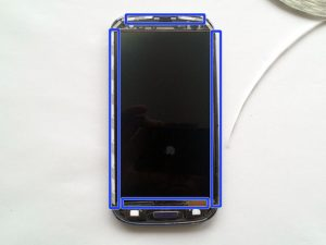 راهنمای گام به گام تعمیر صفحه نمایش Samsung Galaxy S III