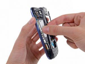 راهنمای تصویری تعمیر مونتاژ پانل جلو Samsung Galaxy S III