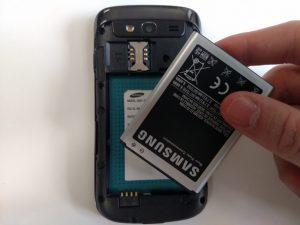 آموزش تصویری تعمیر کاور کارت Samsung Galaxy S Blaze SD
