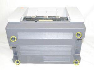 راهنمای جدا کردن پنل پشتی پرینتر Samsung ML2510
