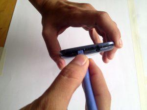 آموزش تصویری تعمیر صفحه نمایش Samsung Galaxy S III