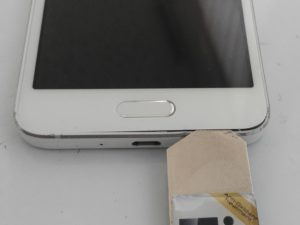 تعمیر صفحه ال سی دی Samsung Galaxy A3