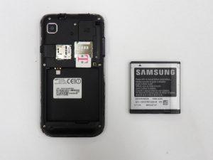 آموزش تصویری تعمیر کابل آنتن Samsung Galaxy S Vibrant