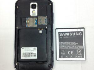 آموزش تصویری تعمیر دکمه کنترل صدا Samsung Galaxy S II T989