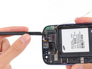 راهنمای مرحله به مرحله تعمیر مونتاژ پانل جلو Samsung Galaxy S III