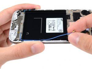 راهنمای گام به گام تعمیر مونتاژ صفحه نمایش Samsung Galaxy S4