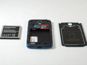 آموزش تصویری تعمیر مونتاژ صفحه نمایش Samsung Galaxy S4 Active