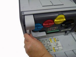 راهنمای تعویض واحد تصویر برداری پرینتر Samsung CLP-300
