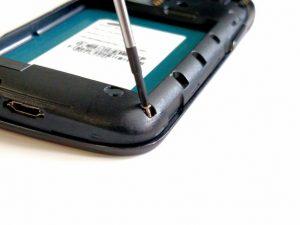 آموزش تصویری تعمیر مادر بورد Samsung Galaxy S Blaze