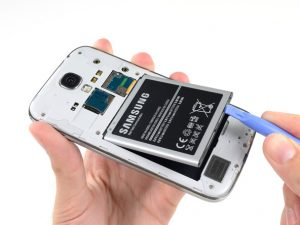 آموزش تصویری تعمیر مونتاژ صفحه نمایش (بدون قاب) Samsung Galaxy S4