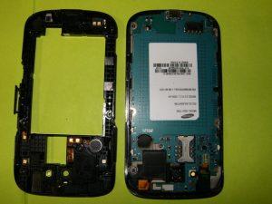 آموزش تصویری تعمیر صفحه نمایش Samsung Galaxy S Blaze