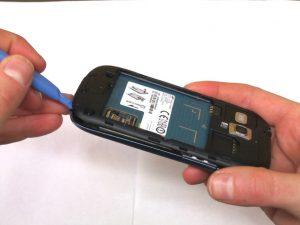 آموزش تصویری تعمیر دوربین عقب Samsung Galaxy SIII Mini VE