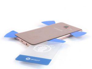 آموزش تصویری تعویض صفحه نمایش Samsung Galaxy A5 2016