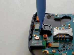 راهنمای تصویری تعمیر مادر بورد Samsung Galaxy S Blaze