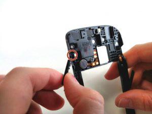 آموزش تصویری تعمیر دکمه تنظیم صدا Samsung Galaxy S Blaze