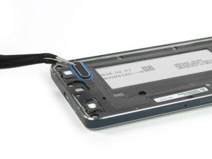 آموزش تصویری تعویض باتری Samsung Galaxy A5