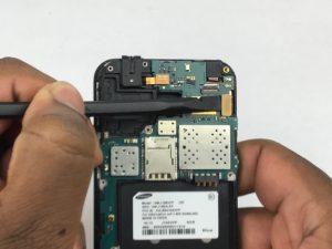 تعمیر صفحه نمایش شیشه ای Samsung Galaxy J1