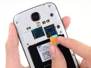 آموزش تصویری تعمیر مونتاژ صفحه نمایش Samsung Galaxy S4