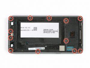 آموزش تصویری تعمیر باتری Samsung Galaxy A5