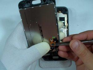 راهنمای تصویری تعمیر صفحه نمایش و ال سی دی لمسی Samsung Galaxy J1