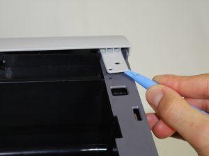 راهنمای تصویری تعویض دکمه پاور پرینتر Samsung ML2510