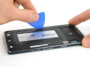راهنمای تصویری تعمیر باتری Samsung Galaxy A5