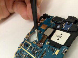 راهنمای تصویری تعمیر دوربین عقب Samsung Galaxy SIII Mini VE