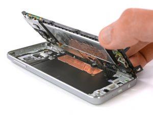 راهنمای تصویری تعمیر باتری Samsung Galaxy A3