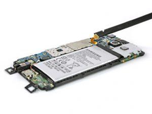 راهنمای تصویری تعویض باتری Samsung Galaxy A3