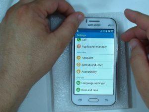 راهنمای گام به گام تعمیر Samsung Galaxy J1 LCD