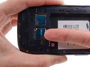 آموزش تصویری َتعمیر مونتاژ پانل جلو Samsung Galaxy S III