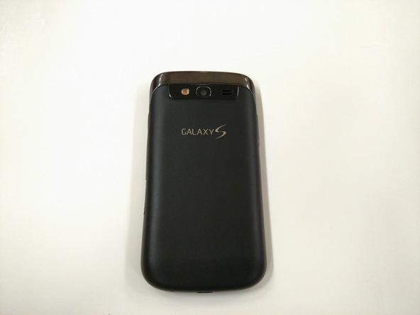 تعمیر صفحه پشتی Samsung Galaxy S Blaze