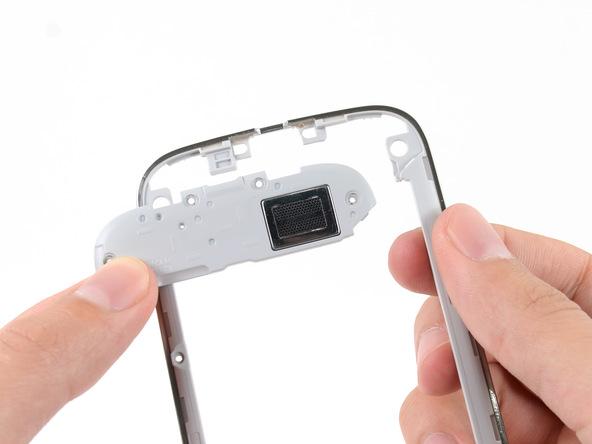 تعمیر محفظه بلندگو Samsung Galaxy S4