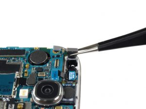 تعمیر دوربین جلو Samsung Galaxy S4