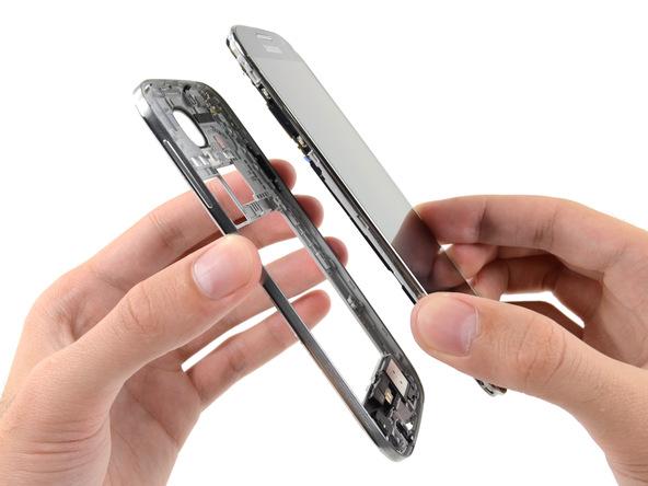 تعمیر قاب میانی Samsung Galaxy S4