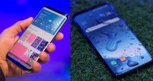 نمایندگی گوشی موبایل سامسونگ مدل Galaxy S8 Plus SM-G955FD