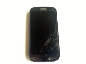 تعمیر صفحه نمایش Samsung Galaxy S III