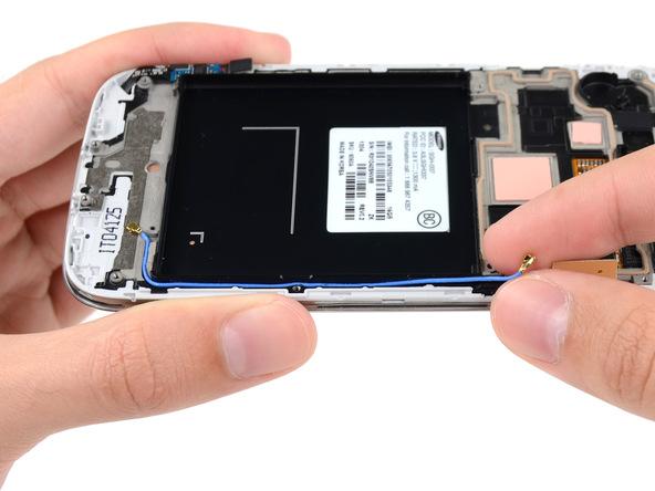 تعمیر مونتاژ صفحه نمایش Samsung Galaxy S4