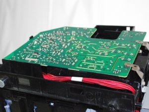 آموزش دسترسی به مدار برد پرینتر Samsung ML2510