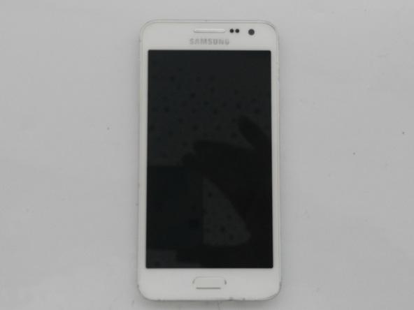 آموزش تعویض صفحه ال سی دی Samsung Galaxy A3