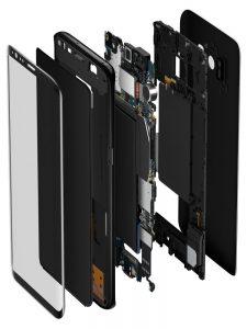 راهنمای گوشی موبایل سامسونگ مدل Galaxy S8 Plus SM-G955FD