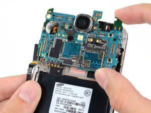 تعمیر دوربین عقب Samsung Galaxy S4