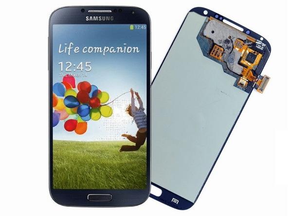تتعمیر مونتاژ صفحه نمایش (بدون قاب) Samsung Galaxy S4