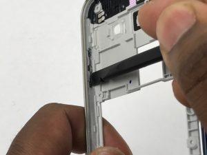 تعمیر دکمه تنظیم صدا Samsung Galaxy J1