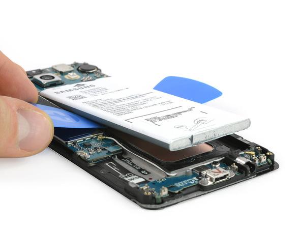 آموزش تعویض باتری Samsung Galaxy A5 2016